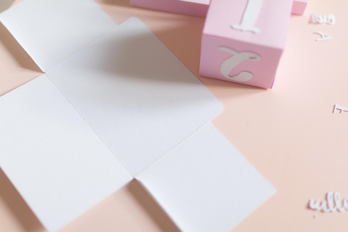 DIY Calendrier 3D en papier  I Sp4nkblog-5