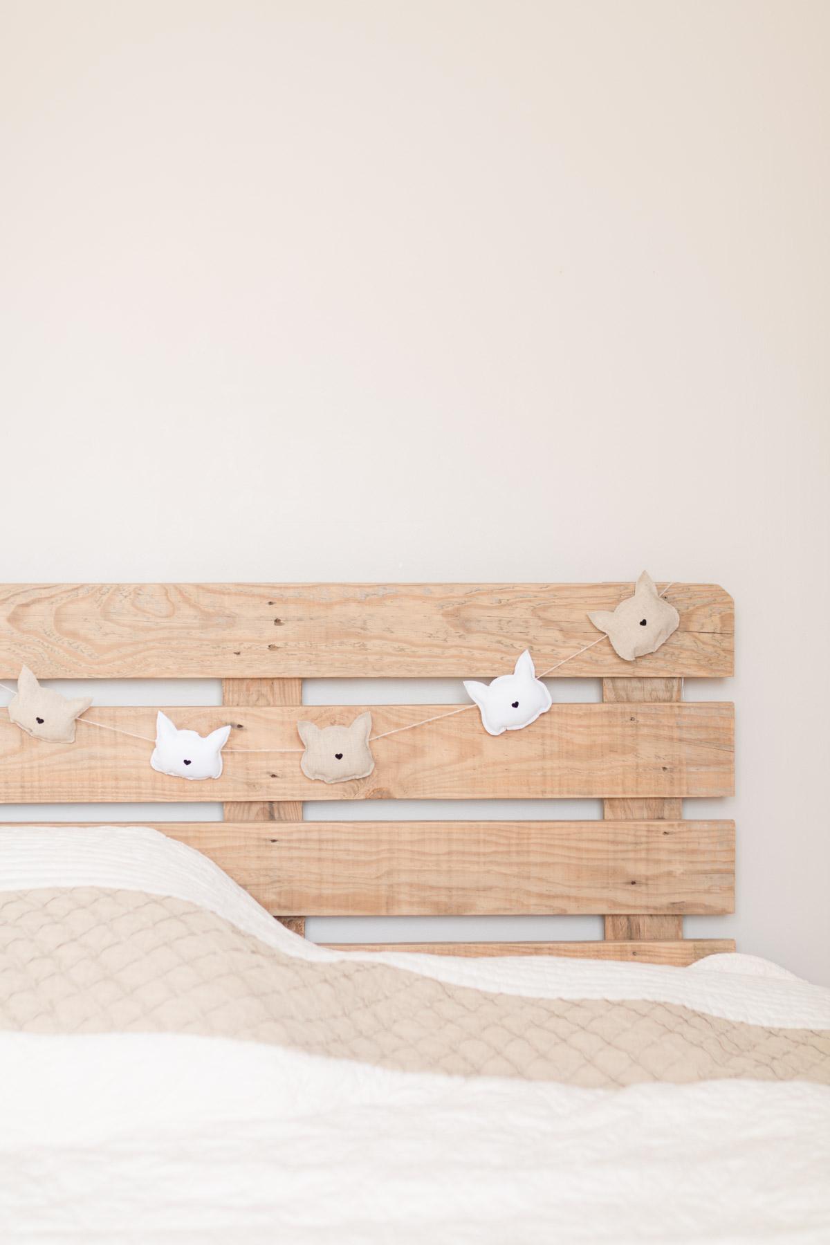 DIY Guirlande petits chats  I Sp4nkblog-12