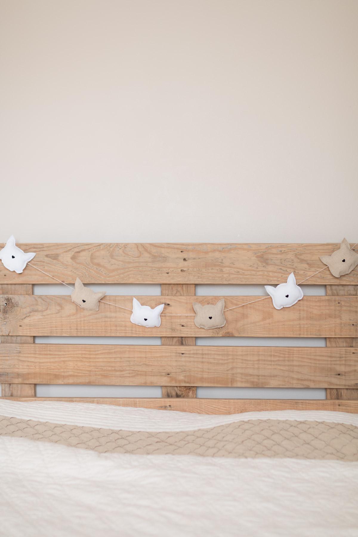 DIY Guirlande petits chats  I Sp4nkblog-13