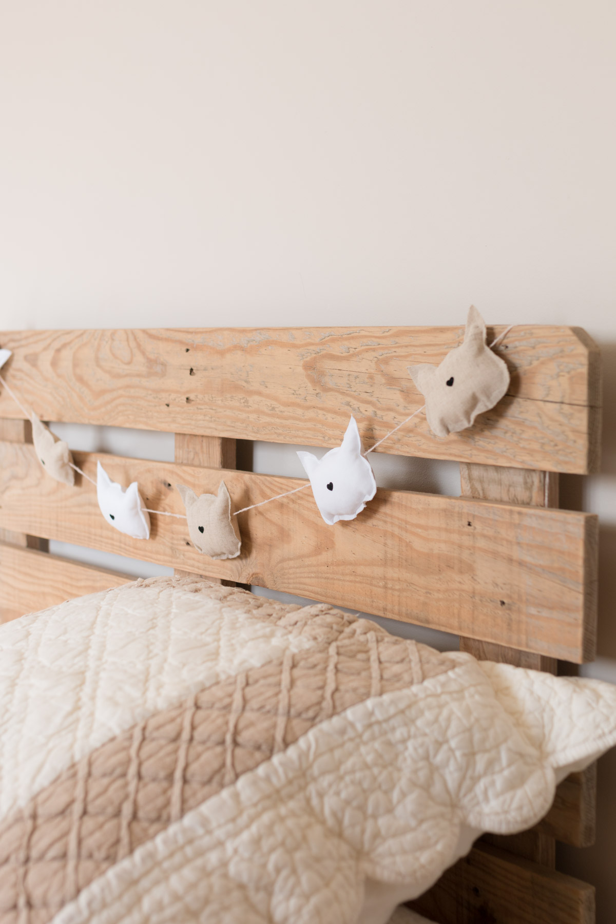DIY cat garland I Sp4nkblog-15