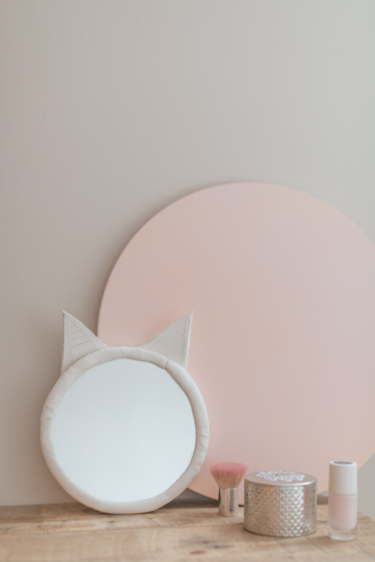 DIY customiser son miroir en chat I Sp4nkblog-17