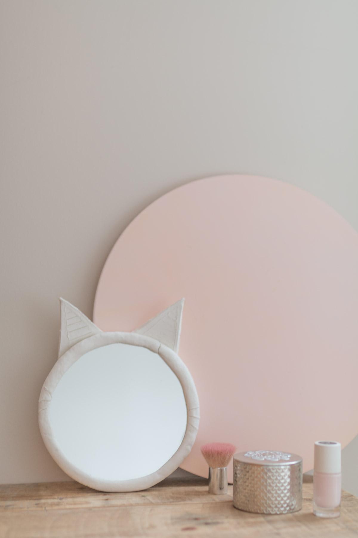 DIY customiser son miroir en chat I Sp4nkblog-17