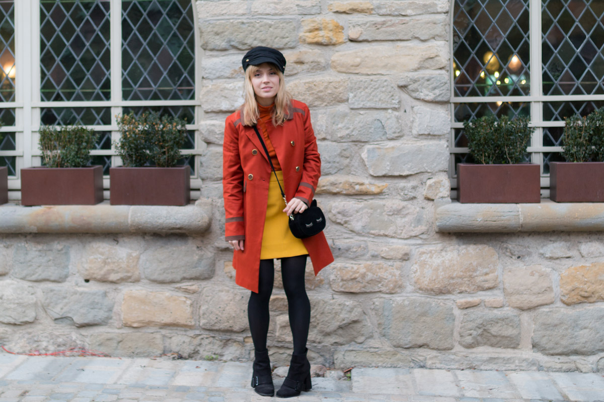 Sixties outfit I Sp4nkblog-8