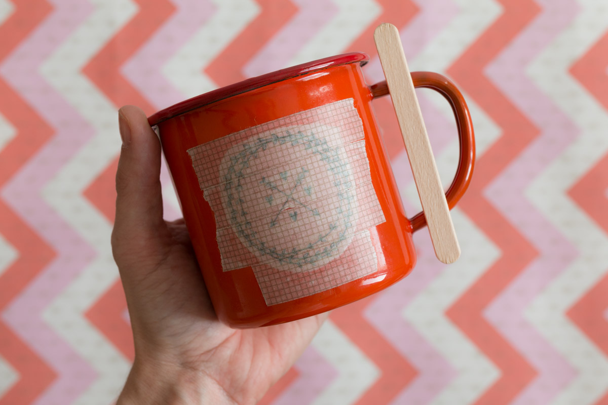 DIY Mug bougie I Sp4nkblog-12