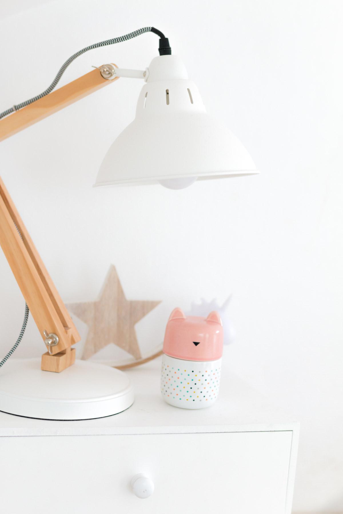 decoration chambre rose et blanc I Sp4nkblog_-10