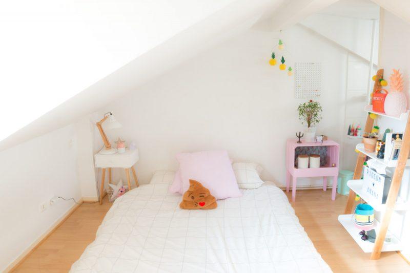 decoration chambre rose et blanc I Sp4nkblog_-13