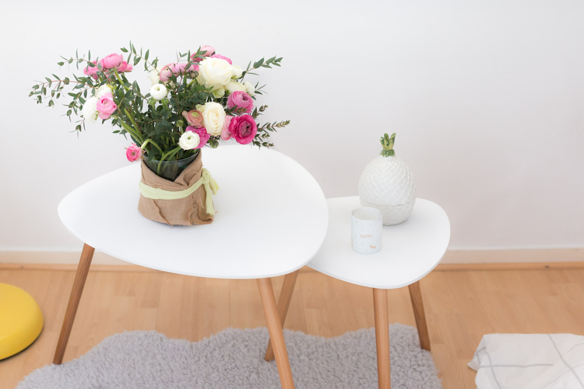 decoration chambre rose et blanc I Sp4nkblog_-2