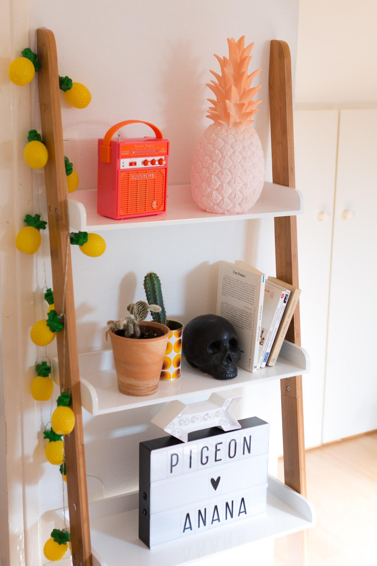 decoration chambre rose et blanc I Sp4nkblog_-6