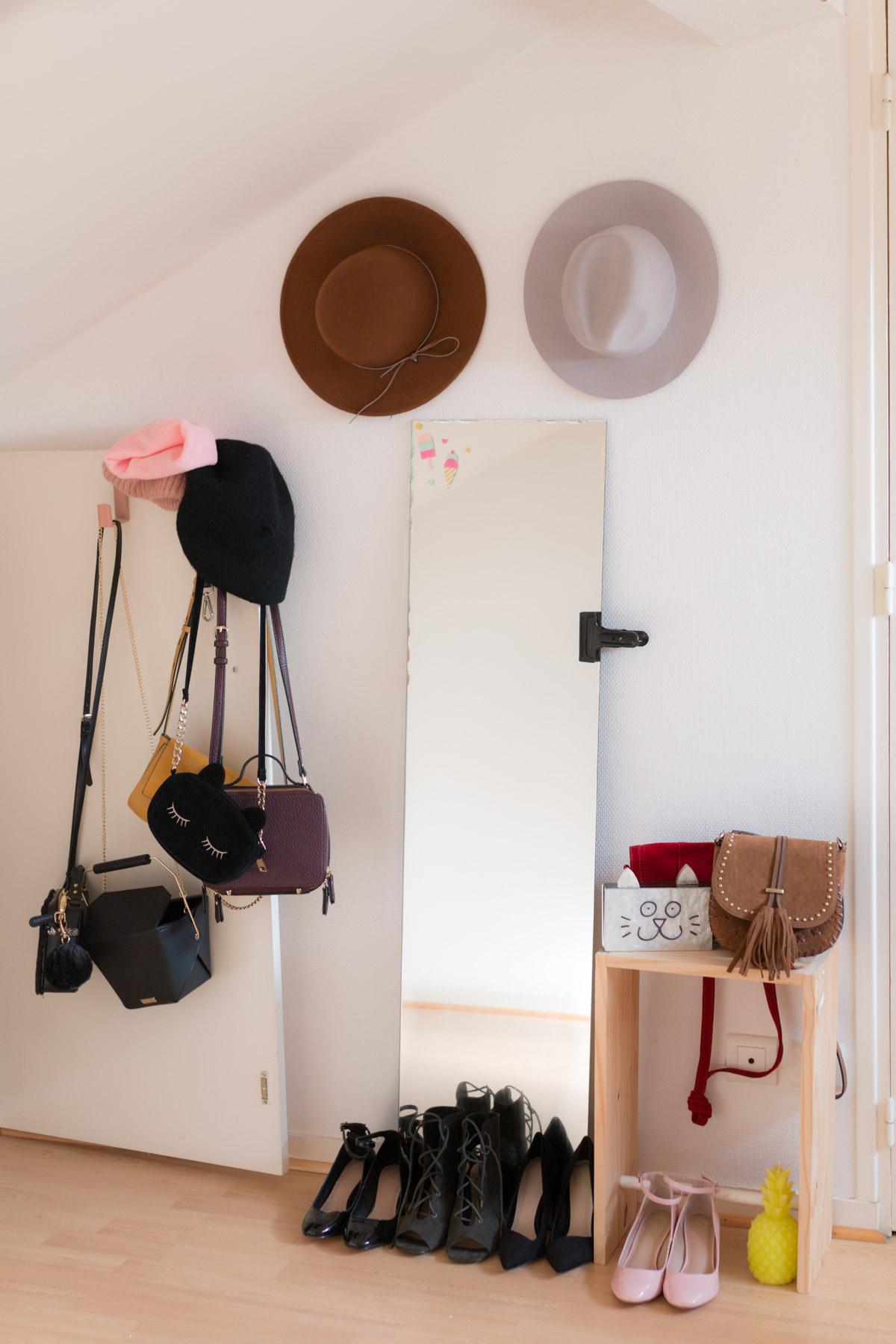 decoration chambre rose et blanc I Sp4nkblog_-7