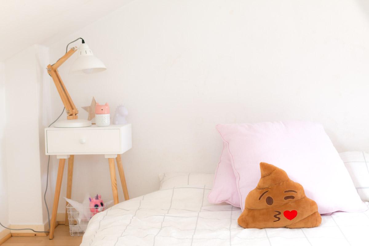 decoration chambre rose et blanc I Sp4nkblog_-9