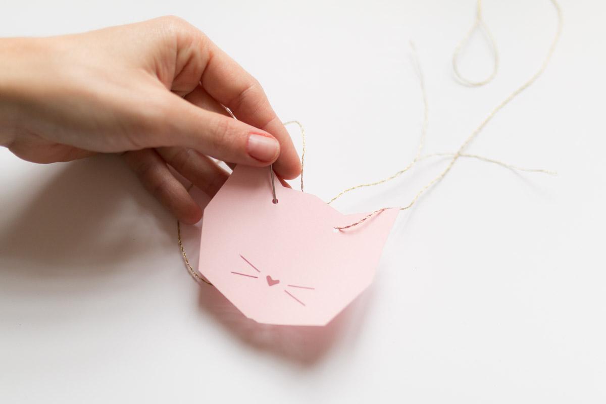 guirlande chat papier I Sp4nkblog x lesjolieschoses-11
