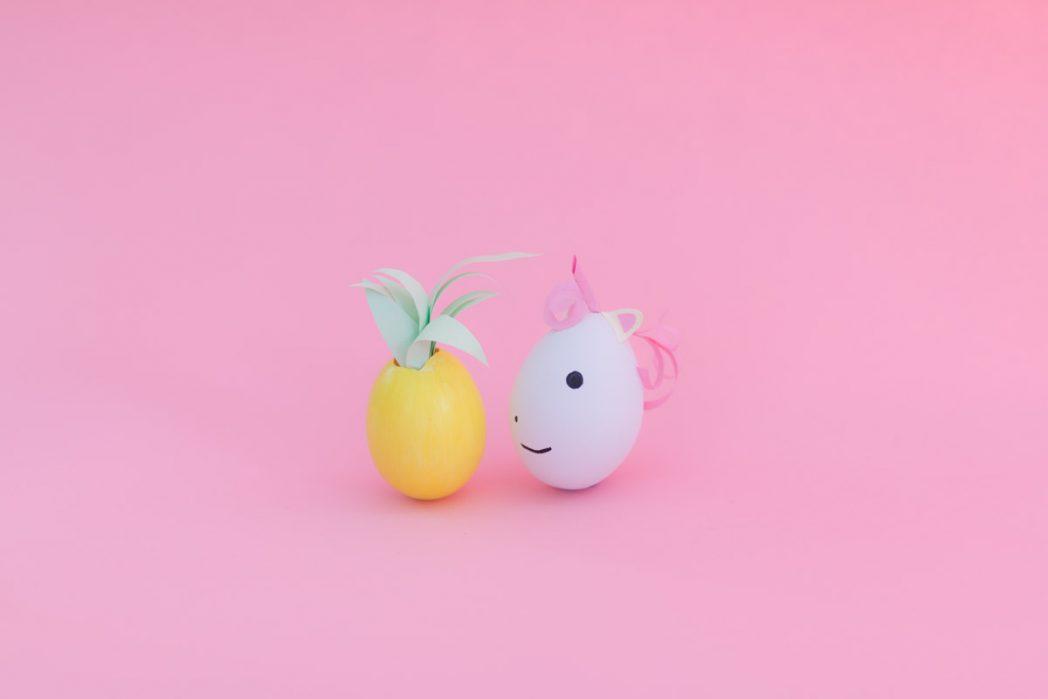 DIY #64 Les oeufs emoji