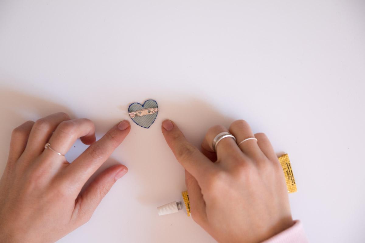 DIY Broche mignonne - cute pin  I Sp4nkblog_-9