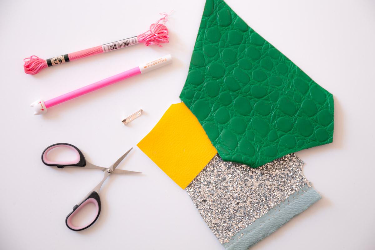 DIY Broche mignonne - cute pin  I Sp4nkblog_