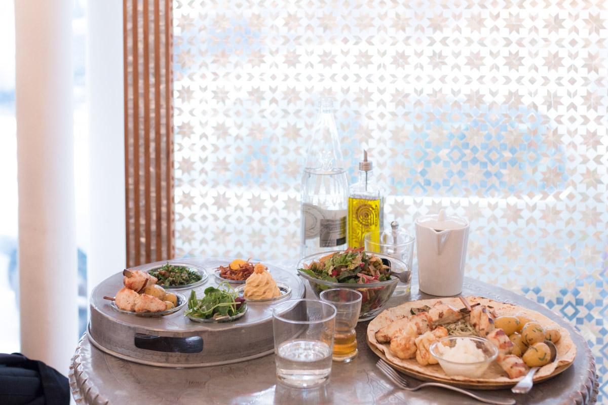 Liza paris, restaurant libanais bonne adresse paris I Sp4nkblog_-4