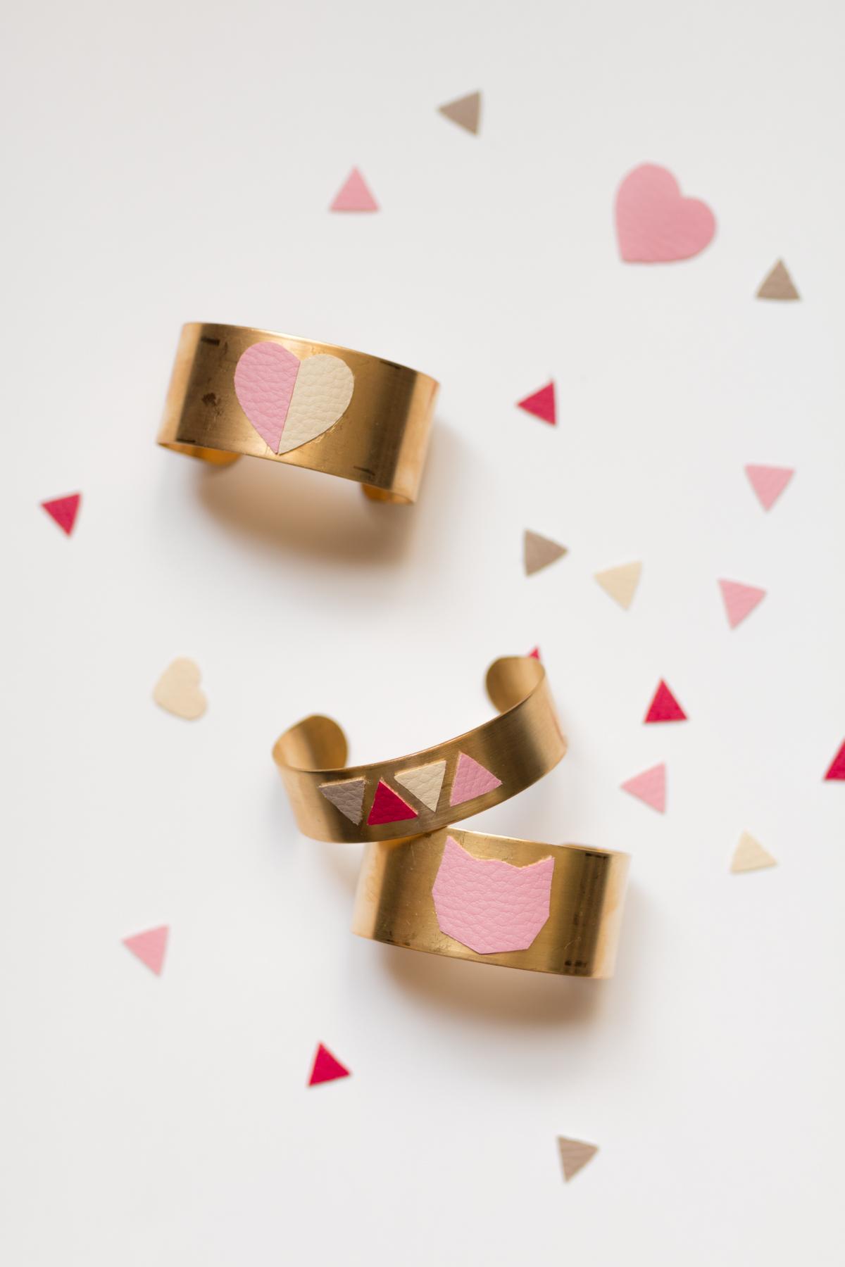 Diy bijou bracelet manchette I Sp4nkblog-8