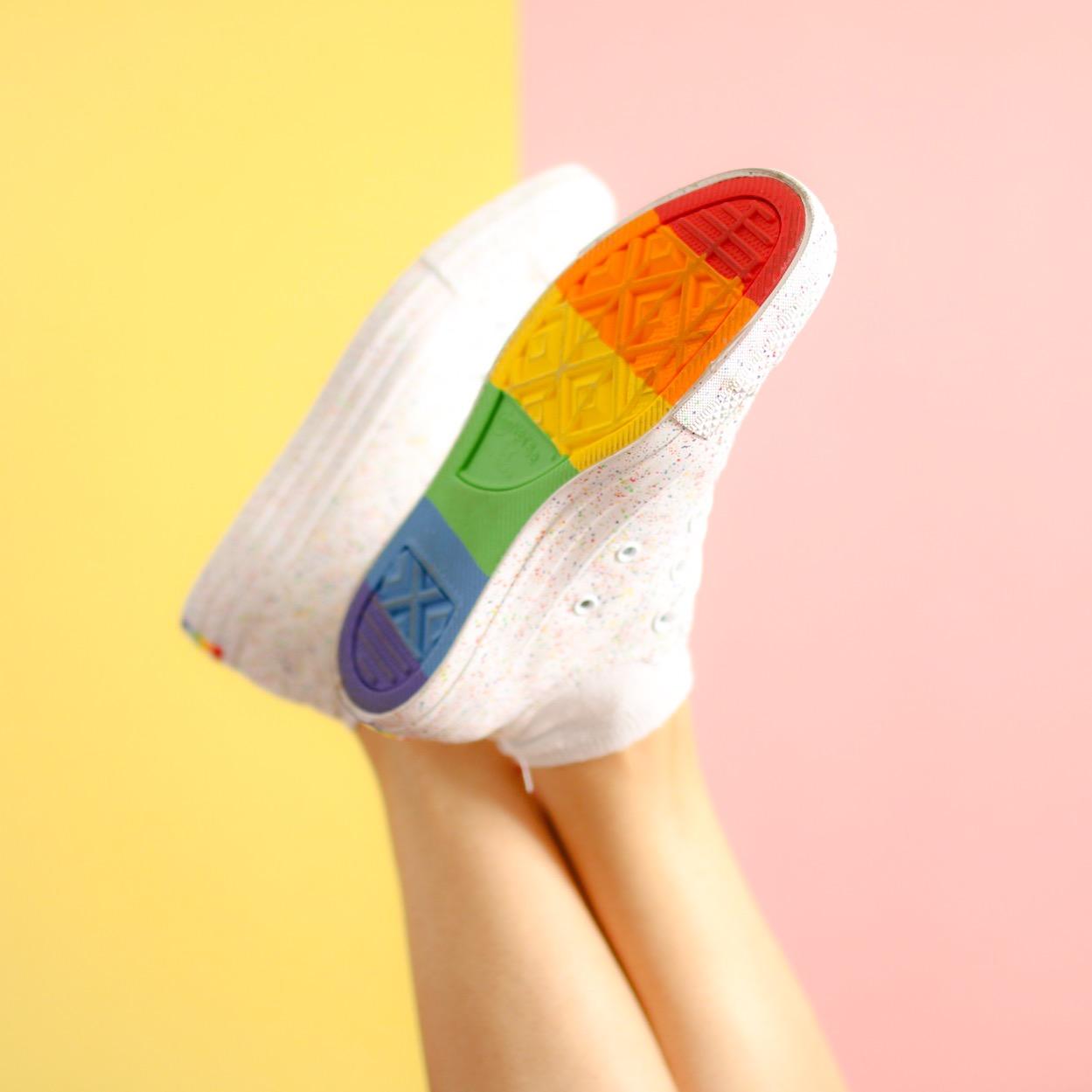 converse rainbow I Sp4nkblog