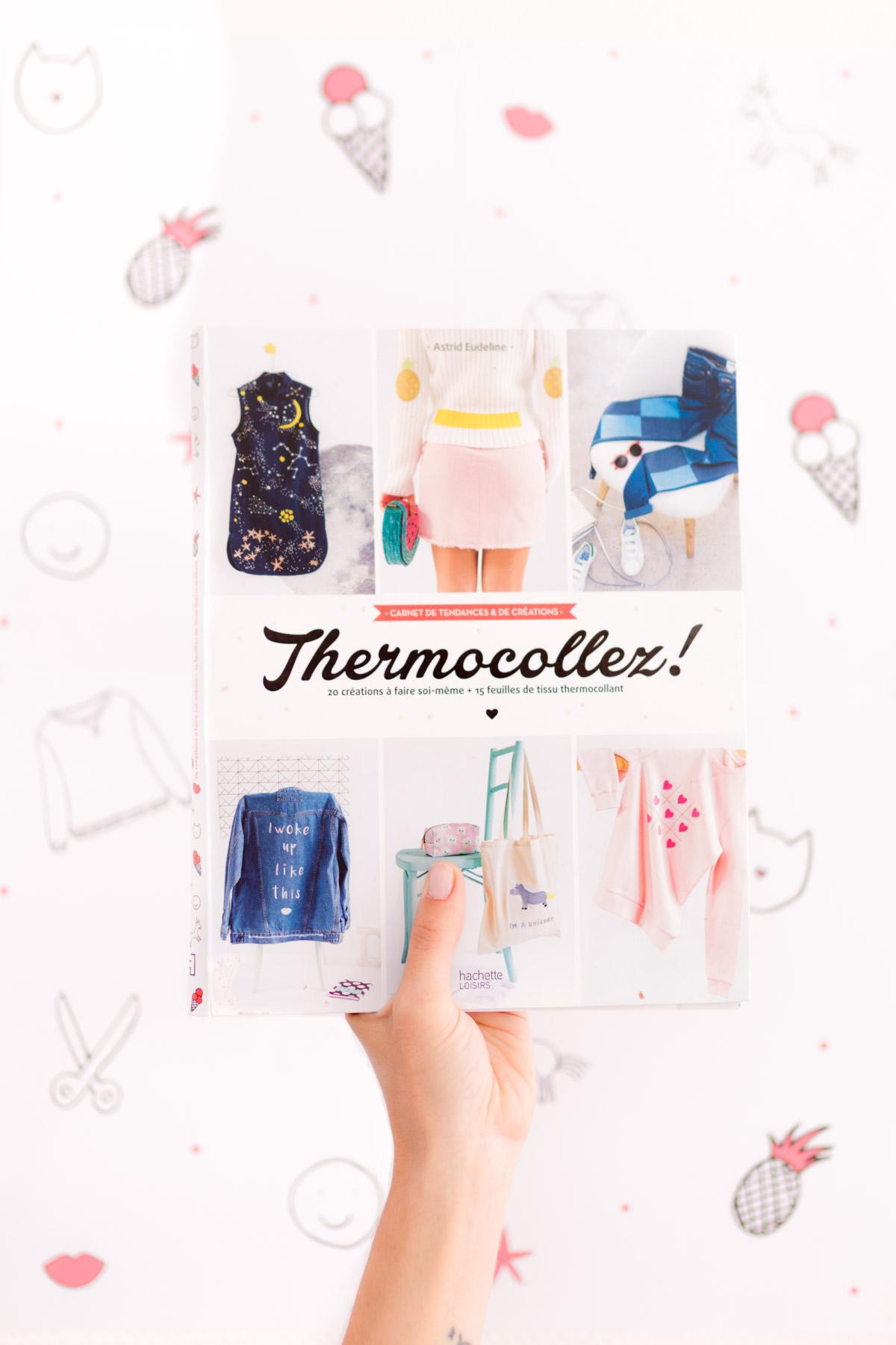 Livre thermocollez 2 I Sp4nkblog_