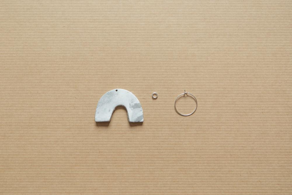 DIY Boucles d_oreille en pate autodurcissante-6