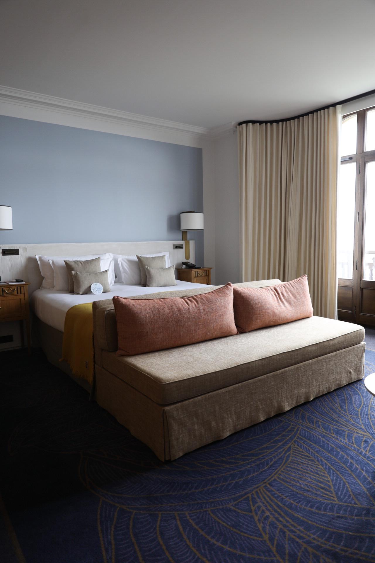 chambre d'hotel au royal evian