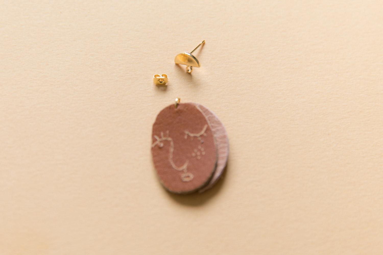 DIY bijou en cuir grave avec dremel-17