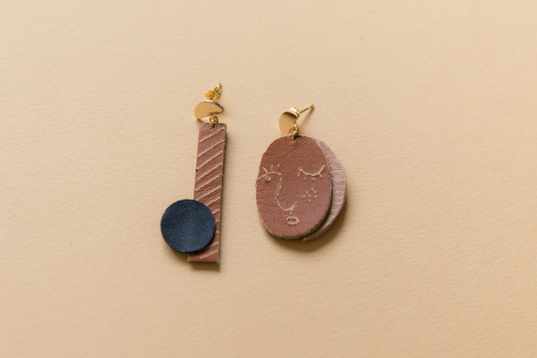 DIY bijou en cuir grave avec dremel-19