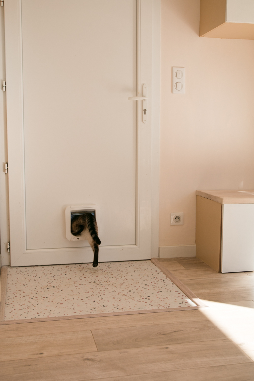 DIY meuble de rangement sur mesure entree-43