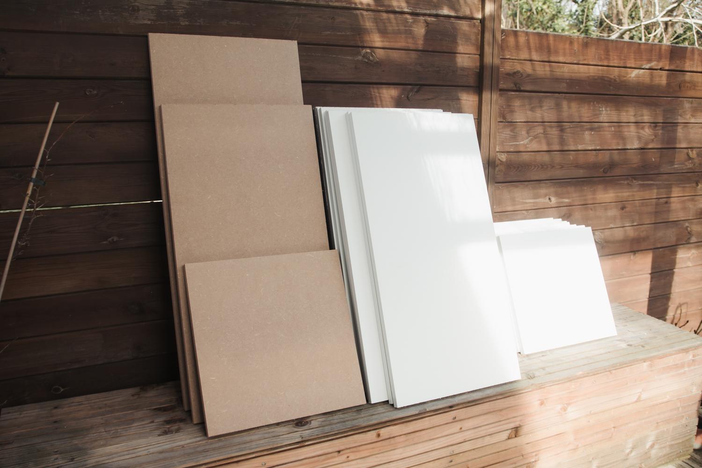 DIY meuble de rangement sur mesure entree-5