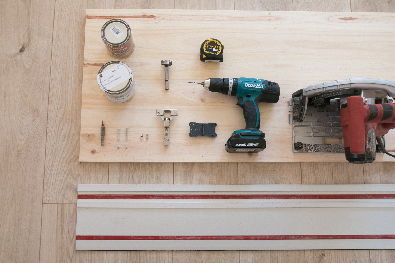 DIY fabriquer son meuble tv soi même-19