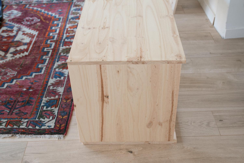 DIY fabriquer son meuble tv soi même-26