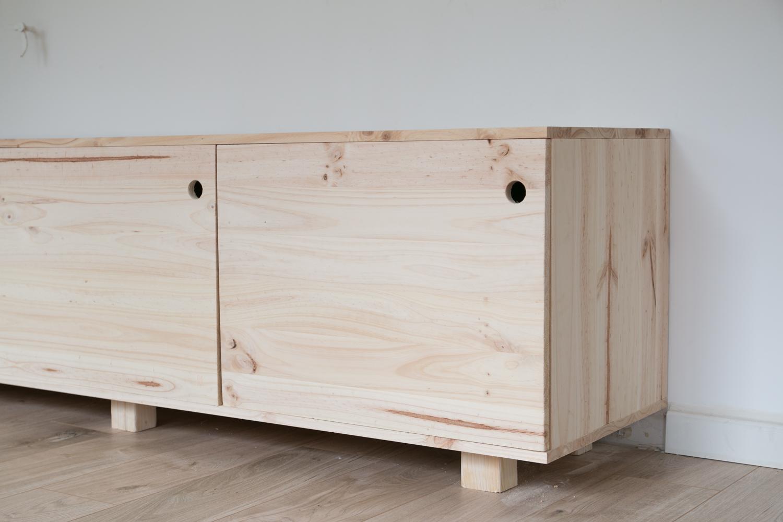 DIY fabriquer son meuble tv soi même-43