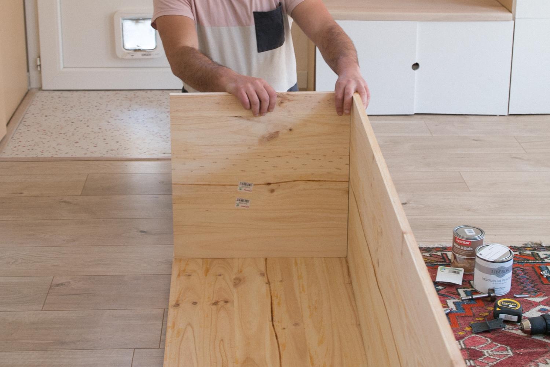 DIY fabriquer son meuble tv soi même-47