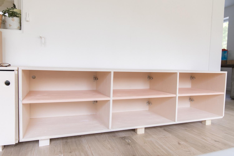 DIY fabriquer son meuble tv soi même-6