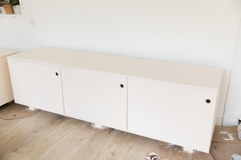 DIY fabriquer son meuble tv soi même