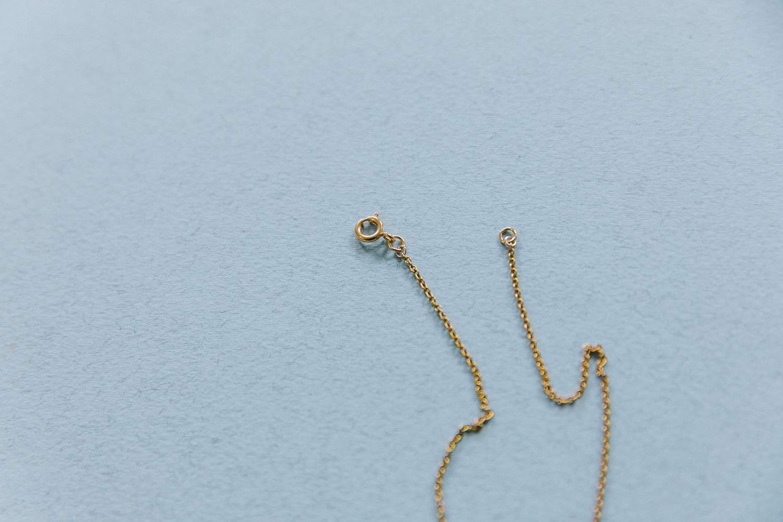 diy bijou collier medaille-5