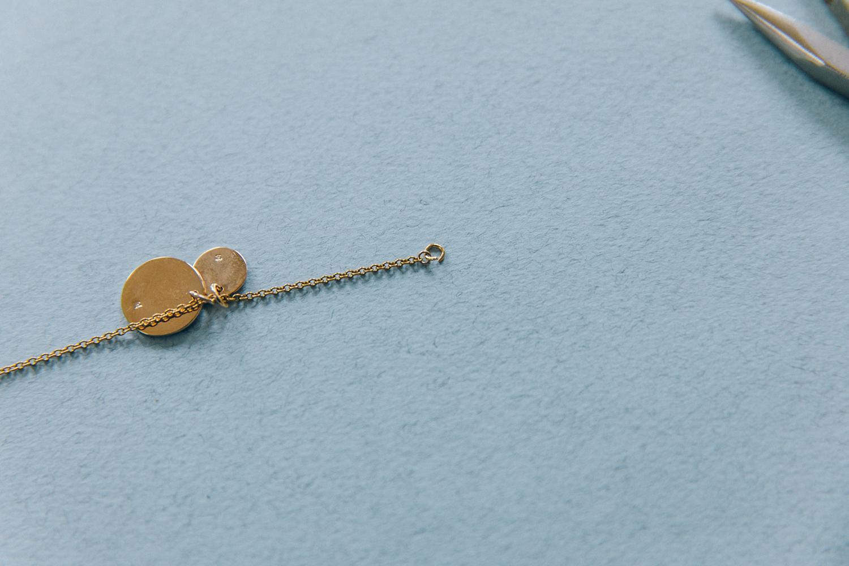 diy bijou collier medaille-8