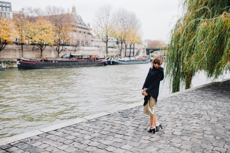 blog mode paris look berge de seine