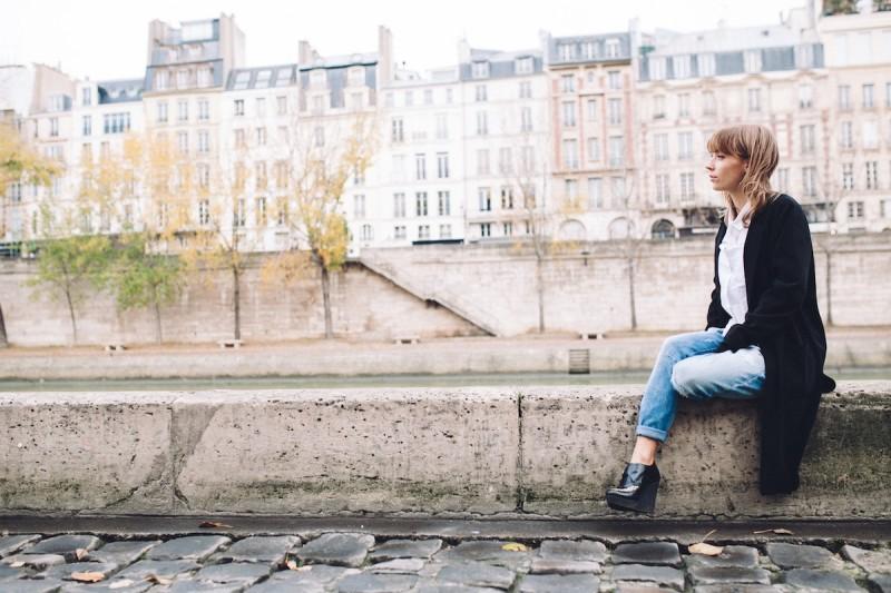 blog mode paris look jean boyfriend et creepers