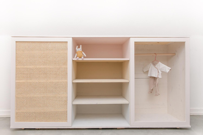 Créer Des Portes De Placard diy #101 transformer un meuble avec la tendance cannage et