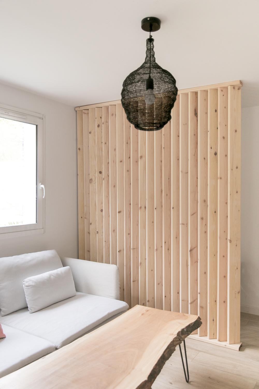 Deco Separation De Piece diy cloison en bois à faire soi même • sp4nk blog